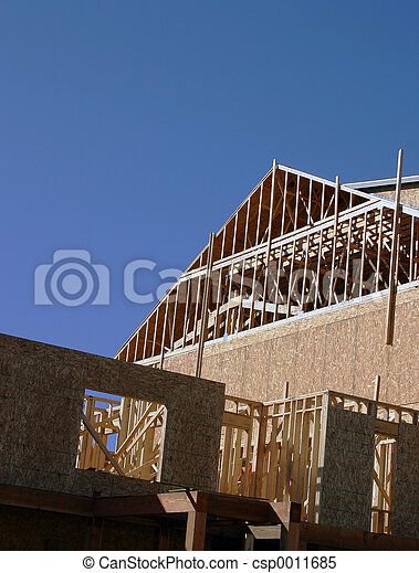 Wooden framing - csp0011685