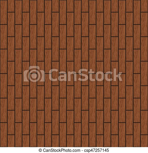 Wooden Parquet Floor Texture Background Seamless Pattern