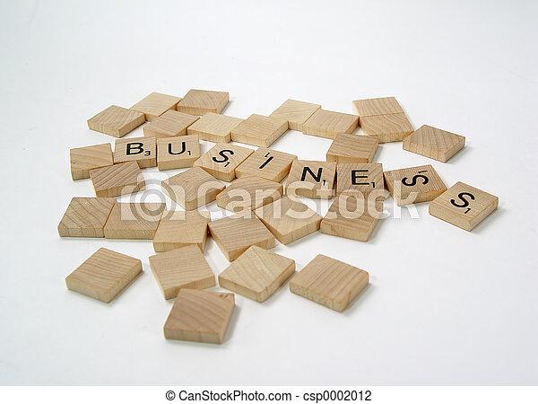 Wooden Pieces - csp0002012