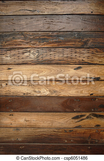 Wooden plank texture - csp6051486