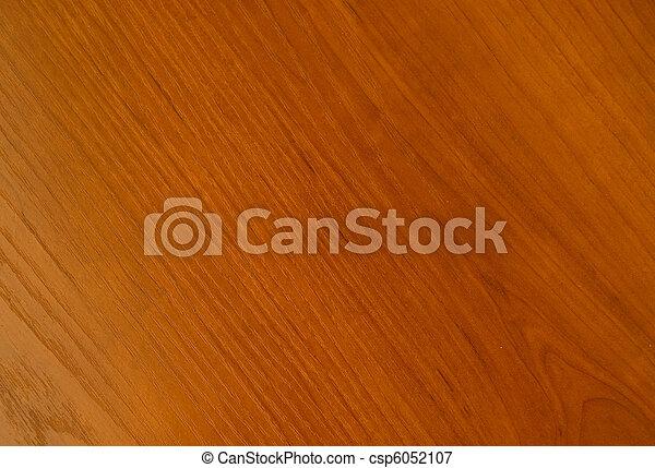 wooden surface - csp6052107