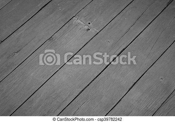 wooden surface - csp39782242