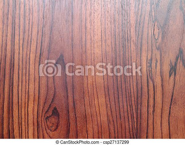 Wooden surface - csp27137299