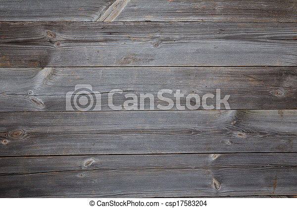 Wooden table background top view - csp17583204