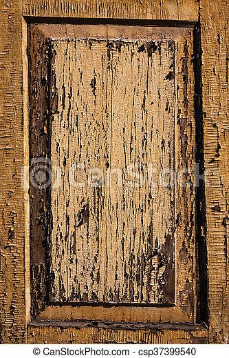 Wooden texture of a window - csp37399540