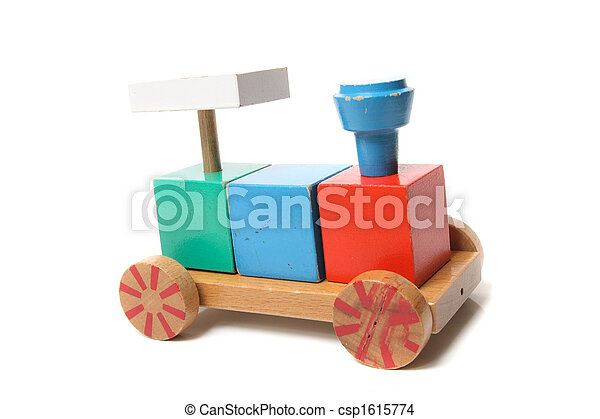 wooden toy - csp1615774