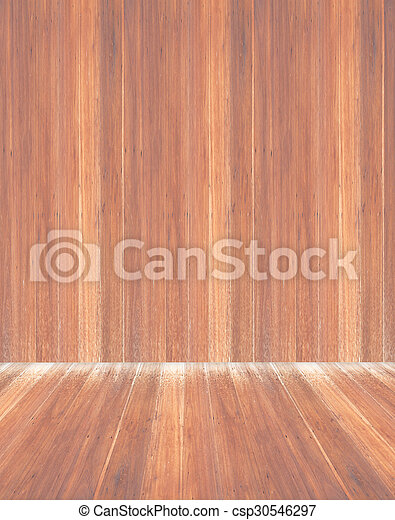Wooden wall - csp30546297