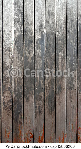 Wooden wall texture for background - csp43806260
