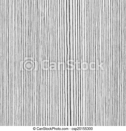 Wooden white texture of a rough surface. - csp20155300