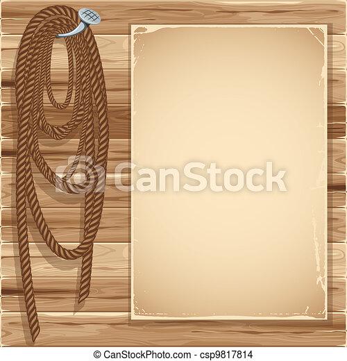 Wooden.cdr - csp9817814
