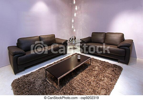 woonkamer, meubel - csp9202319