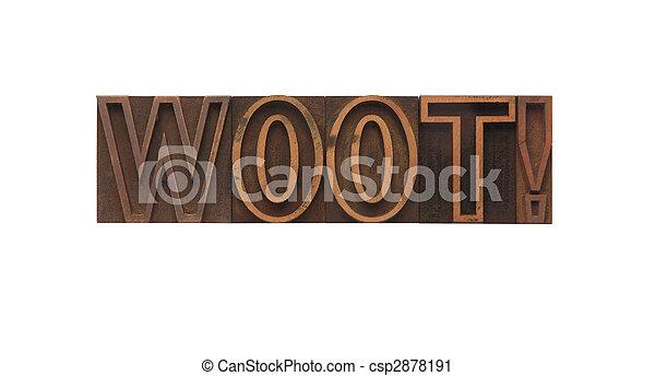 woot! - csp2878191
