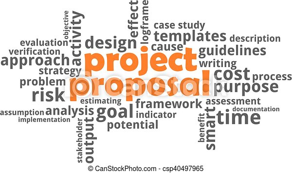 word cloud project proposal csp40497965 - Project Proposal