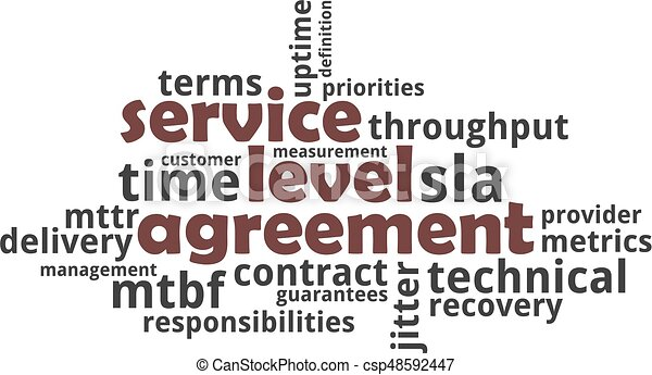 Word cloud service level agreement a word cloud of eps word cloud service level agreement csp48592447 platinumwayz