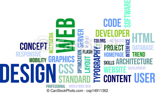 Web Design Word - Madrat.Co
