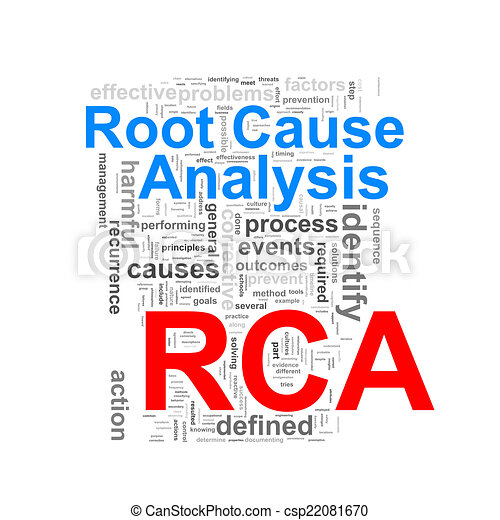 Word tags wordcloud of rca - csp22081670