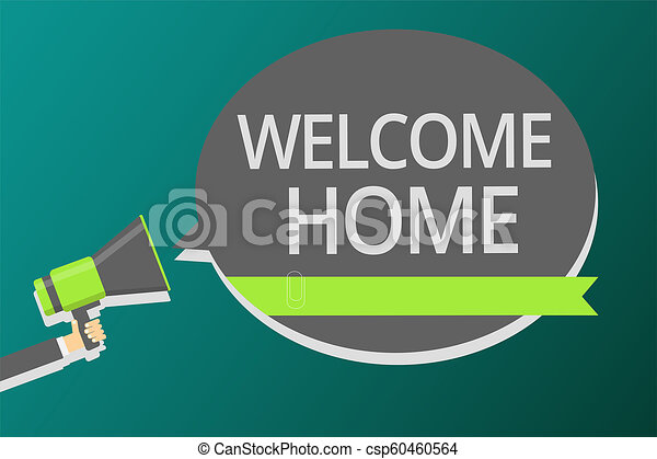Word writing text welcome home business concept for expression word writing text welcome home business concept for expression greetings new owners domicile doormat entry m4hsunfo
