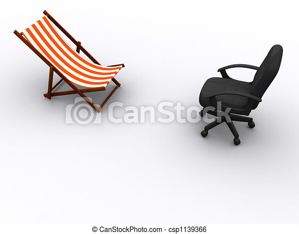 Work And Relax Chairs   Csp1139366