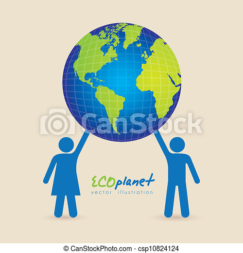 work for the world - csp10824124