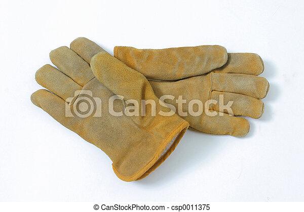 Work Gloves - csp0011375