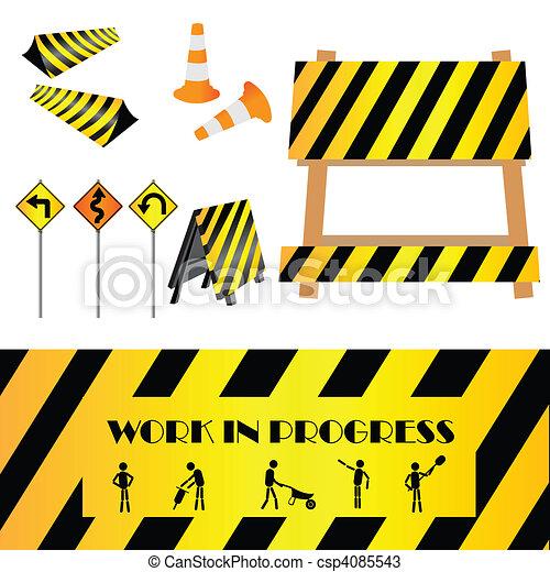 Work in progress - csp4085543