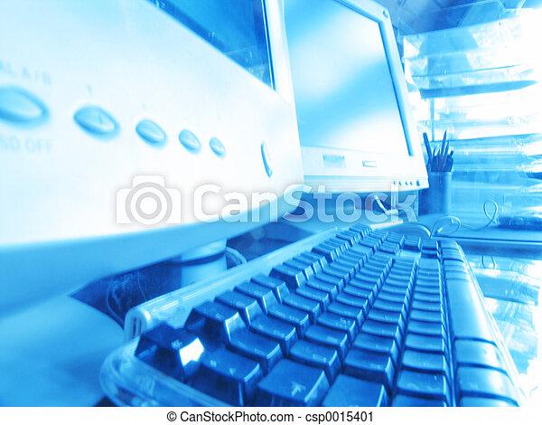 Work place blur - csp0015401