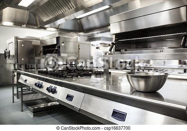 Work surface and kitchen equipment - csp16637700