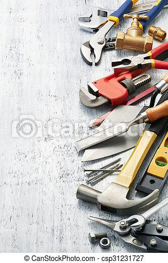 work tools - csp31231727