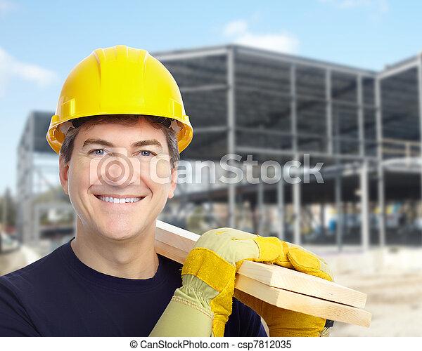 Worker. - csp7812035