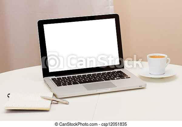 Working at home - csp12051835