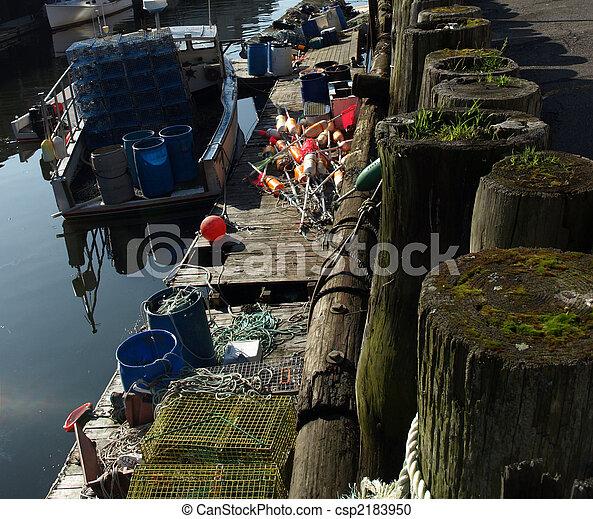 Working dock - csp2183950