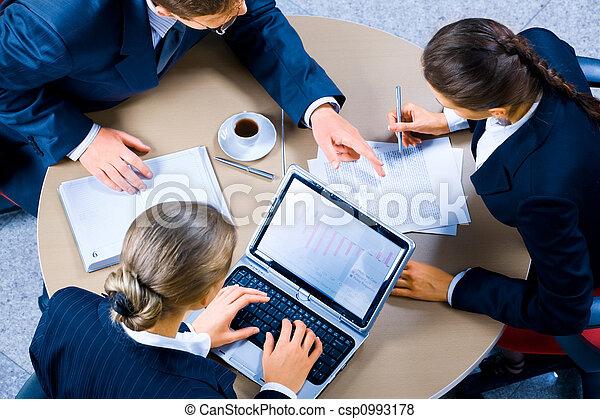 Working meeting - csp0993178