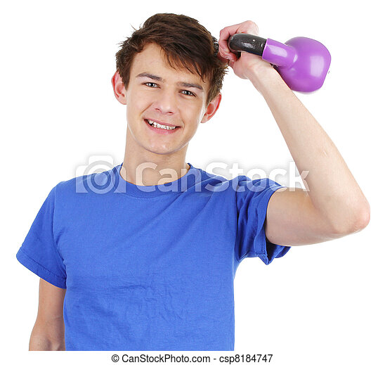 Working out - csp8184747