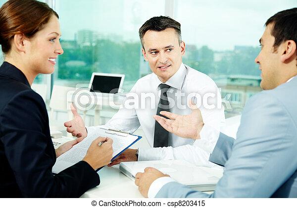 Working partners - csp8203415