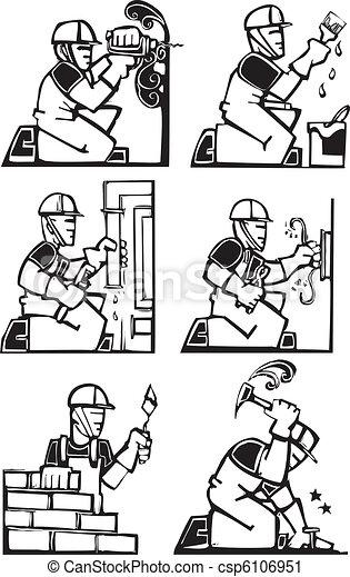 Workman Construction Set - csp6106951