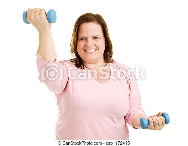 Workout Routine - csp1172415