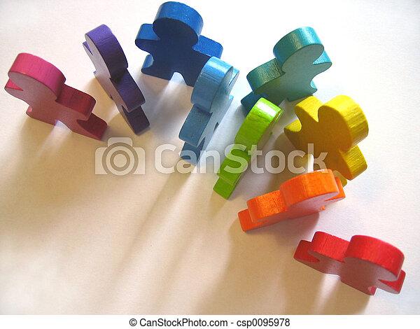 Workplace Diversity - csp0095978