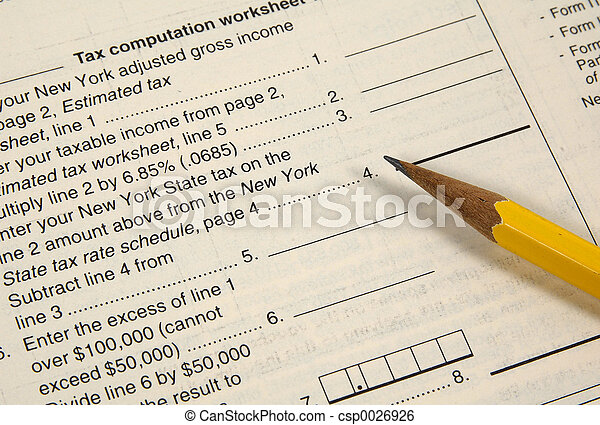 worksheet, 2, impôt - csp0026926