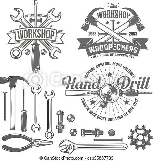 workshop logo - csp35887733