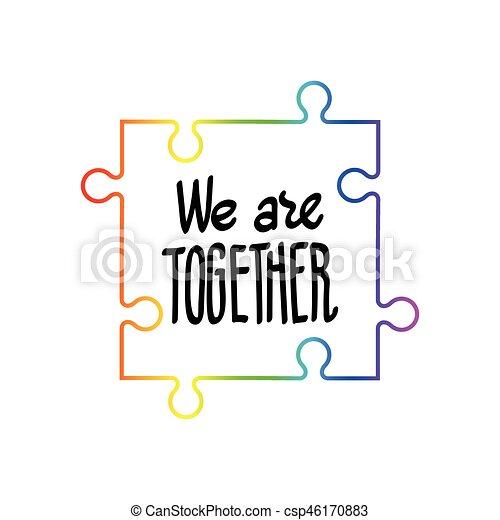 World Autism Awareness Day, April 2, 2017 - csp46170883