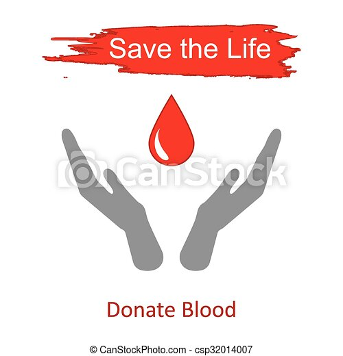 World Blood Donor Day June 14th Vector World Blood Donor Day June