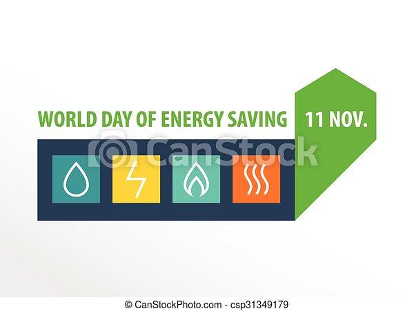 World day of energy saving 11 november energy efficiency diagram world day of energy saving 11 november energy efficiency diagram of growth of energy efficiency saving resources ccuart Choice Image