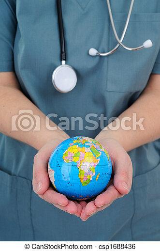 World Health - csp1688436
