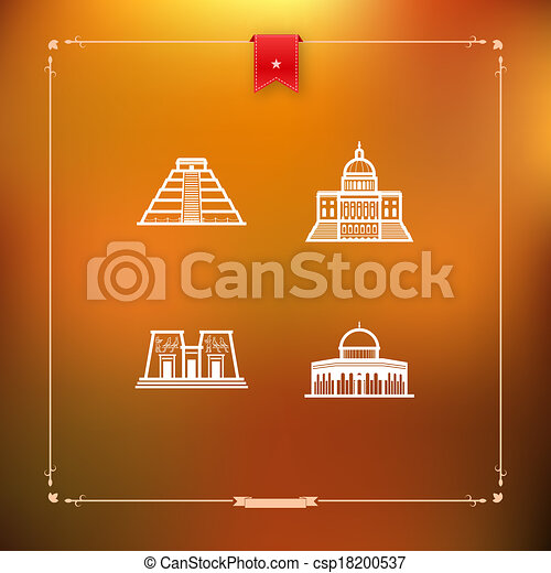 World Landmarks - csp18200537