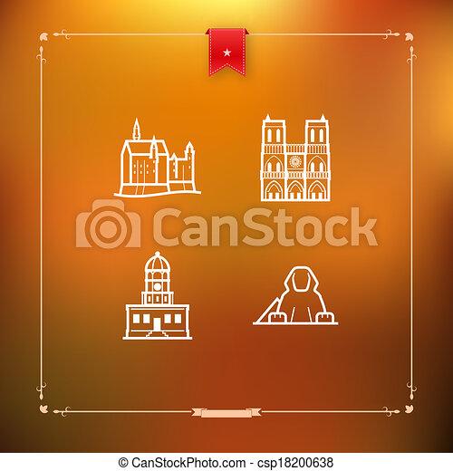 World Landmarks - csp18200638