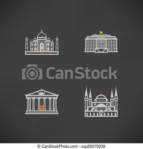 World Landmarks - csp20079338