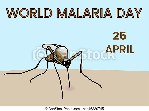 World Malaria Day - csp46330745