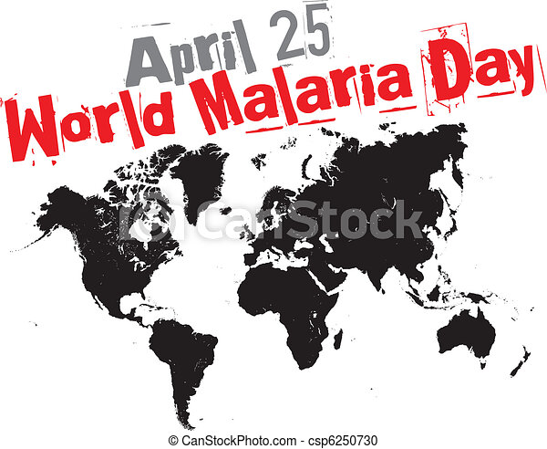 world malaria day - csp6250730
