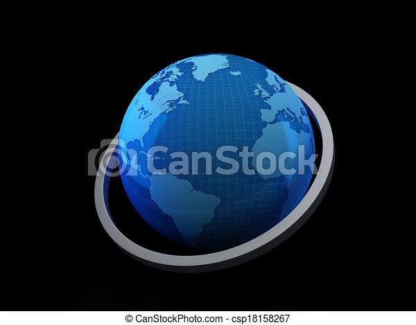 World Map 3d World Globe Map This Is A 3d Rendered