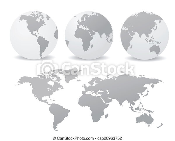 World map clipart vector search illustration drawings and eps world map csp20963752 gumiabroncs Image collections